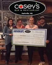 Casey's Bar and Restaurant Holds Charity Golf Tourney